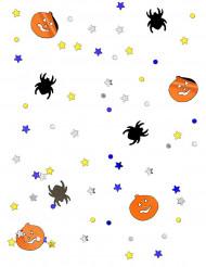 Kurpitsa ja hämähäkki - Halloween konfetti