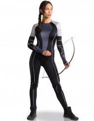 Aikuisten naamiaisasu Katniss - Nälkäpeli™