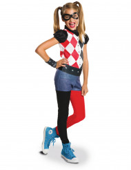 DC Super Hero Girlsin™ Harley Quinnin™ naamiaisasu lapselle - klassikko