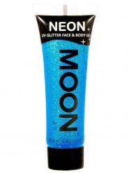 Moon Glow UV© Glitter -sininen kasvoväri