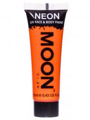 Moon Glow© Neon UV -oranssi kasvo -ja vartaloväri
