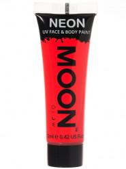 Moon Glow© Neon UV -punainen vartaloväri