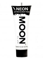 Valkoinen UV keho- ja kasvomaali, 12 ml Moonglow ©