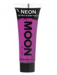 Violetti kasvo- ja vartalomaali UV 12 ml Moonglow ©