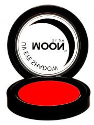 Kirkkaanpunainen luomiväri UV 3,5 g Moonglow ©