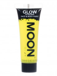Moon Glow© UV Glow -keltainen vartaloväri