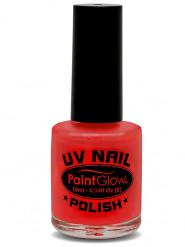Punainen UV-kynsilakka - 10 ml