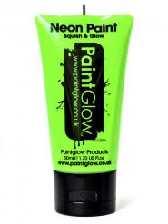 Vihreä UV-väri kasvoille ja vartalolle 50ml
