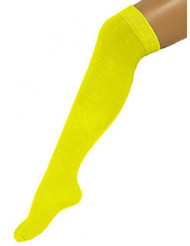 Polvisukat keltainen