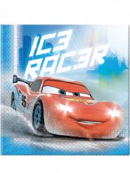 Paperilautasliinat Autot™ Ice Racer 33 x 33 cm - 20 kpl