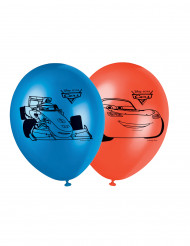 Autot™-ilmapalloja 8 kpl