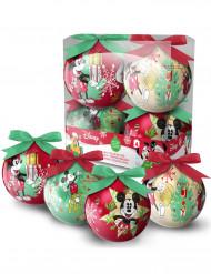 Mikki Hiiri™ -joulupallot, 4 kpl