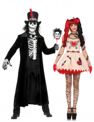 Voodoo- pariasu halloween