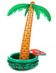 Puhallettava jääastia, palmu