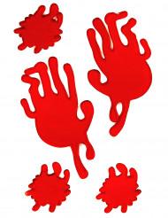 Geelimäiset veritahrat