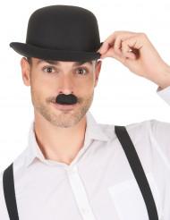 Mustat Charlie Chaplin- viikset aikuisille