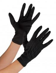 Mustat hansikkaat - Naamiaisasusteet aikuisille