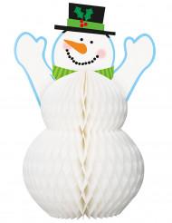 Lumiukko pöytäkoriste