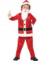 Soiva joulupukkiasu lapsille