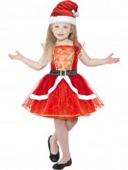 Tontun mekko - Lasten jouluasu