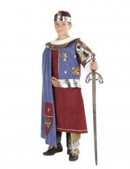 Kuningas Arthurin naamiaisasu lapselle - premium