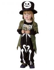 Halloween-luurankoasu lapsille