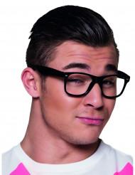 4 mustat silmälasit aikuiselle