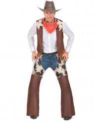 Cowboyn liivi ja chapsit