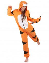 Hupullinen tiikerihaalari naisille
