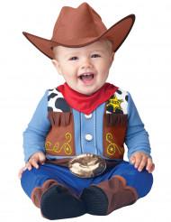 Villi länsi - Vauvojen cowboy-asu