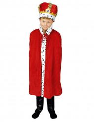Kuninkaan viitta 80cm lapsile