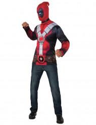 Deadpool™-paita ja naamio