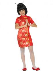 Kiina innoittamana mekko lapsille