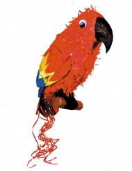 Merirosvon papukaija- piñata 38 x 68 cm