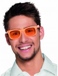 Oranssit silmälasit