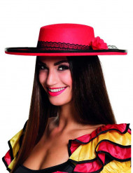 Espanjalaisen tanssijattaren hattu
