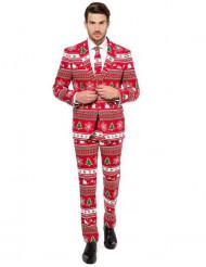 Mr. Joulukuusi - Miesten jouluinen Opposuits™ puku