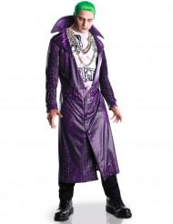 Jokerin™ naamiaispuku aikuiselle Suicide Squad™- elokuvasta - luksus