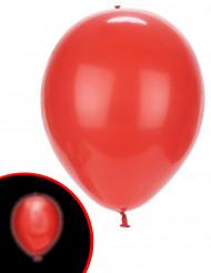 Illooms ® punaisia LED-palloja, 5 kpl