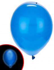 Siniset LED-ilmapallot Illooms® - 5 kpl