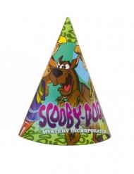 Scooby-Doo™-juhlahatut 4 kpl