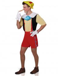 Aikuisten naamiaisasu Pinokkio - Disney™