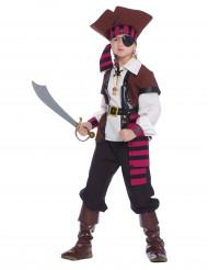 Seitsemän meren piraatin asu lapsille