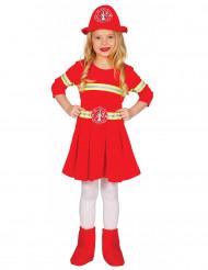 Palomies mekko - Naamiaisasu lapsille