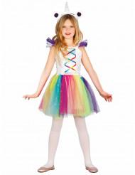 Yksisarvisen mekko lapsille