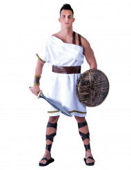 Spartalaisen miehen asu