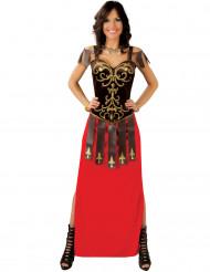 Pitkä soturin mekko naiselle