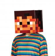 Aikuisten pikselilaatikkokypärä 30 x 30 cm