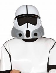 Galaktisen sotilaan kypärä aikuiselle