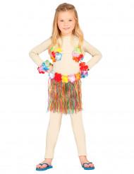 Värikäs havaijilaisasu lapsille